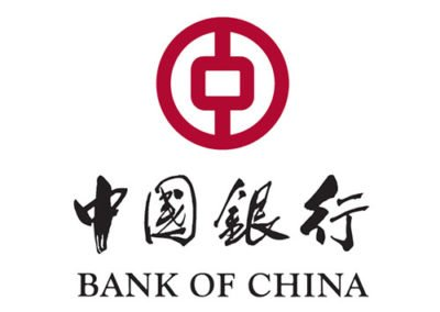 4 Bank of China